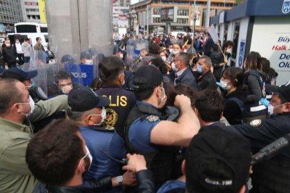 İnsan Hakları İzleme Örgütü: Türkiye'de Covid sırasında hukuk devletine saldırılar sürdü