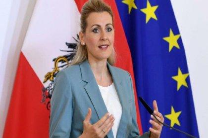 İntihal iddialarıyla gündeme gelen Avusturyalı bakan istifa etti