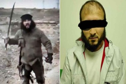 IŞİD liderinin sağ kolu İstanbul'da yakalandı