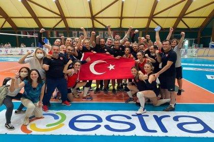 İşitme Engelliler Kadın Voleybol Milli Takımımız, Dünya Şampiyonu oldu