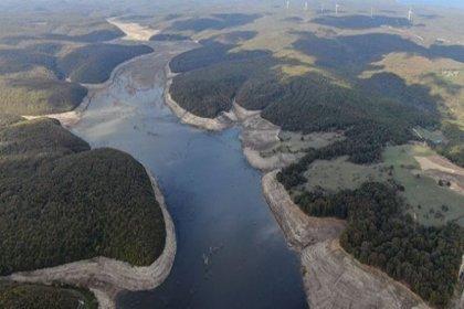 İSKİ: İstanbul'un içme suyu kaynaklarının doluluk oranı yüzde 30,10