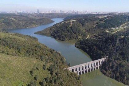 İSKİ: İstanbul'un içme suyu kaynaklarının doluluk oranı yüzde 54,07