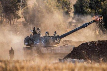 İsrail yoğun saldırılarını sürdürdü