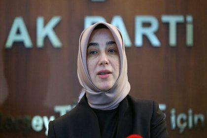 İstanbul 2 No'lu Barosu yöneticisinden AKP'li Özlem Zengin'e: 'Bacım senden ve senin gibilerden bıktık artık'