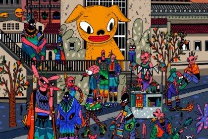 İstanbul Comics & Art Festival 16-17 Ekim'de Gazhane'de