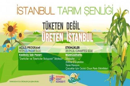 İstanbul Tarım Şenliği başlıyor
