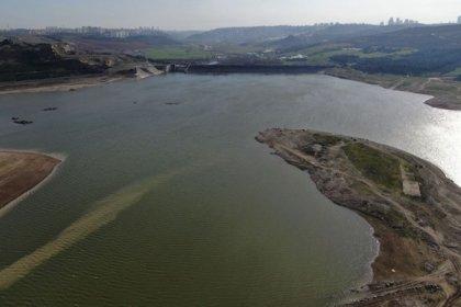 İstanbul'da barajların doluluk oranı yüzde 32,38'e çıktı