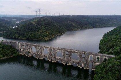İstanbul'da barajların doluluk oranı yüzde 46,41