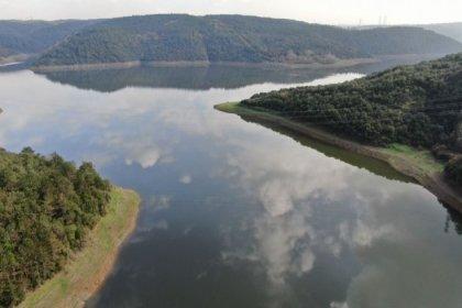 İstanbul'da barajların doluluk oranı yüzde 59,17'a ulaştı