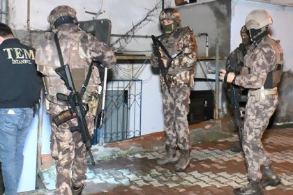 İstanbul'da IŞİD operasyonu: 17 kişi gözaltına alındı