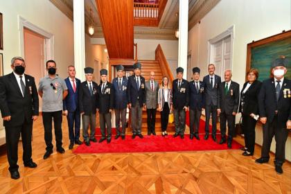 İzmir Büyükşehir Belediyesi, şehit yakınları ve gaziler için özel müdürlük kurdu