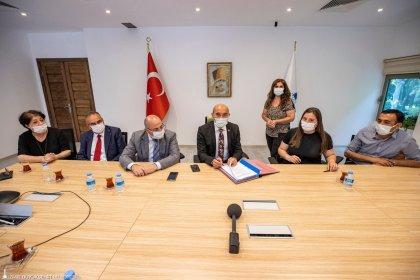 İzmir Büyükşehir Belediyesi'nde memurlara yüzde 27 zam