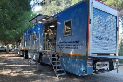İzmir Büyükşehir Belediyesi'nden 3 bin kişilik mobil mutfak