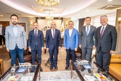 İzmir'de Dünya Bankası'ndan alınacak kentsel dönüşüm kredisi için işbirliği kararı
