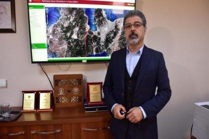 İzmir'de ilk kez bir fay hattının üzeri yerleşime kapandı
