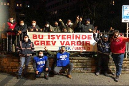 Kadıköy Belediyesi'nde 2 bin 300 işçi greve çıktı