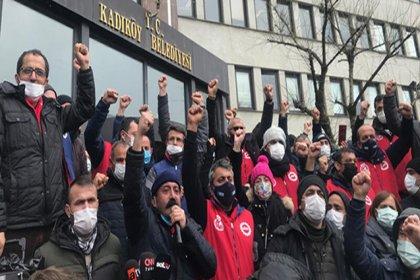 Kadıköy Belediyesi'nde grev sona erdi: En düşük işçi maaşı 5 bin 275 lira oldu
