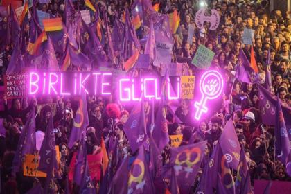 'Kadın cinayetlerini şüpheli bırakmayacağız İstanbul Sözleşmesi'ni uygulatacağız'