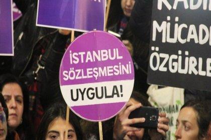 Kadınlardan, 'Erdoğan, İstanbul Sözleşmesi'nin kaldırılacağını kesin olarak ifade etti' açıklamasına tepki