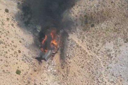 Kahramanmaraş'ta yangın söndürme uçağı düştü: 8 personel yaşamını yitirdi