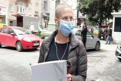 Kanserle mücadele eden Canan Ergüder: Geri dönmeye çaba gösteriyorum