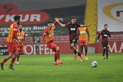 Kayserispor 0-3 Galatasaray