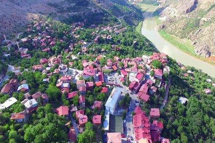 Kemaliye'nnin UNESCO Dünya Mirası Geçici Listesi adaylığı için çalışma başlatıldı