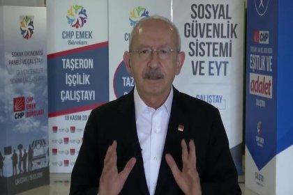 Kılıçdaroğlu 1 Mayıs'ta işçilere seslendi: Sendikalı olacaksınız, haklarınızı teslim edeceğim