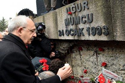 Kılıçdaroğlu, 24 Ocak'ta Ankara'da Uğur Mumcu anmasına katılacak