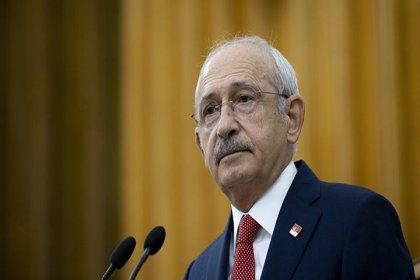 Kılıçdaroğlu: Ahlaksız birisinin TBMM'de yerinin olmaması lazım