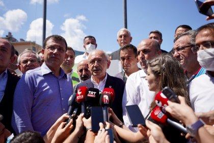 Kılıçdaroğlu Bozkurt'ta konuştu: 2019'da bu bölge için taşkın raporu hazırlanmış, önlem alınmaması devletin iyi yönetilmediği anlamına gelir