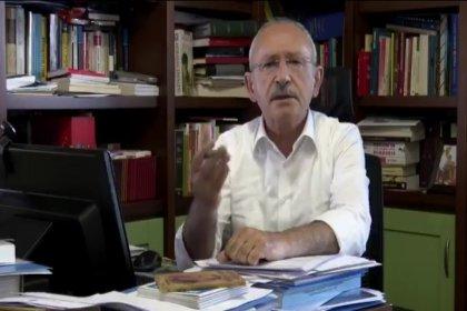 Kılıçdaroğlu; 'Bu meselenin iki kurbanı var biri sizlersiniz sevgili halkım, ikincisi de mülteci kardeşlerimiz. O yüzden bu meseleyi ırkçılığa indirgemek asla kabul edilemez'