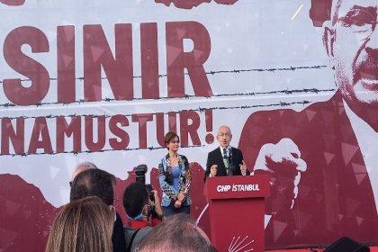Kılıçdaroğlu, CHP İstanbul İl Başkanlığının yeni binasının açılışını yaptı