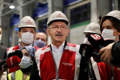 Kılıçdaroğlu: CHP'li belediyeler 3 bin 100 lira net asgari ücret veriyorlarsa, bundan utanması gerekenler devleti yönetenlerdir
