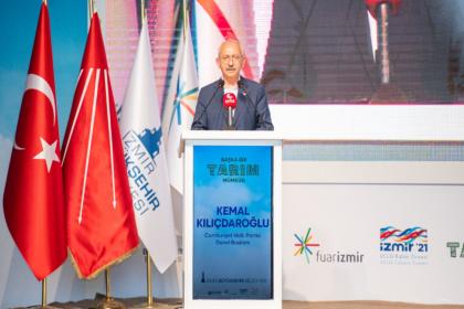 Kılıçdaroğlu: CHP'li büyükşehir belediye başkanlarımızın yönettiği yerlerde çiftçiler zarar etmeyecek