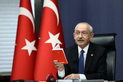 Kılıçdaroğlu, esnaf çocuklarıyla görüştü: 'Çözüm üretemeyen Saray'lı onlara kefen edebiyatı yapadursun, sorunlarını ben çözeceğim'