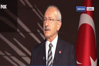 Kılıçdaroğlu'ndan Erdoğan Bayraktar açıklaması