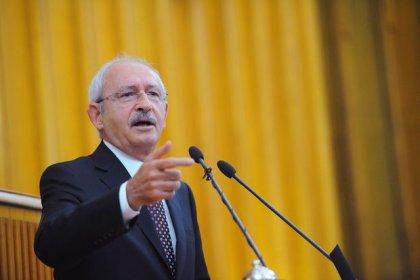 Kılıçdaroğlu: AK Parti ve MHP milletvekillerinin tamamı bir kişiye hizmet ediyorlar, millete değil