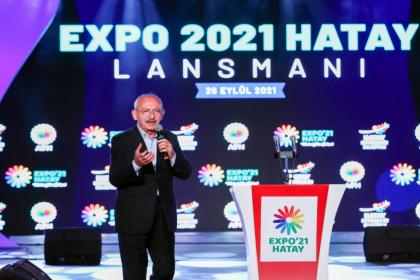 Kılıçdaroğlu Hatay'da konuştu: Suriyeli kardeşlerimize değil onları buraya getirenlere kızacağız