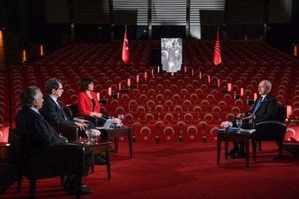 Kılıçdaroğlu: İktidarın zafer sarhoşluğuna kapılmamasında gazeteciliğin rolü önemlidir