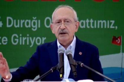 Kılıçdaroğlu: Halka hesap veren bir siyaset anlayışı getireceğiz