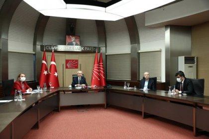 Kılıçdaroğlu kafe-restoran işletmecileri ile görüştü