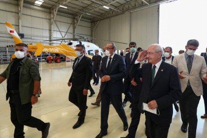Kılıçdaroğlu: THK'nın yeniden ayağa kalkması için elimizden gelen bütün çabayı göstereceğiz