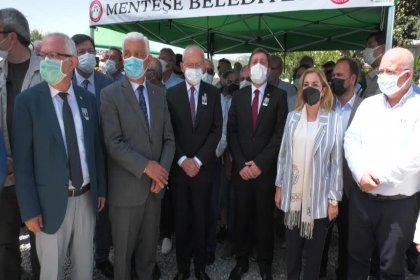 Kılıçdaroğlu, Tufan Doğu'nun cenaze törenine katıldı
