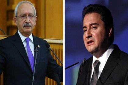 Kılıçdaroğlu ve Babacan'dan HDP'ye 'Gergerlioğlu' telefonu