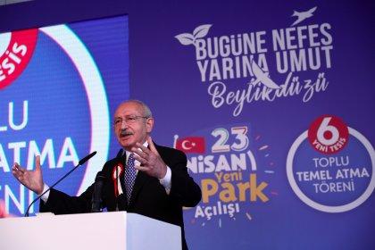 Kılıçdaroğlu: Yeni bir tarih yazıyoruz, görevimiz engelleri aşmak, şikayet etmeyeceğiz
