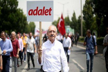 Kılıçdaroğlu'ndan 'Adalet Mitingi' paylaşımı: Adalet Yürüyüşü Ankara'da başladı ama İstanbul'da bitmedi