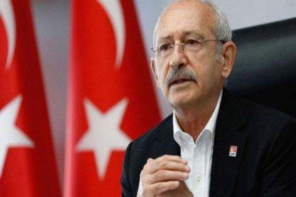 Kılıçdaroğlu'ndan, Erdoğan'a; Kendi çocuğuna bedelli askerlik yaptırıp, milletin evlatlarını ateşe atan Şahsın hazırladığı gayriciddi tezkereler kabul edilemez