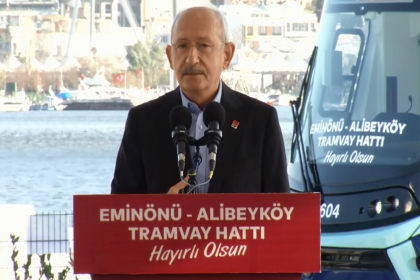 Kılıçdaroğlu'ndan iktidara: Belediye başkanlarımıza hiçbir engel çıkarmayın, bırakın kente hizmet etsinler