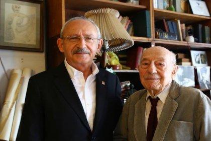Kılıçdaroğlu'ndan Ömer Cahit Kayra için taziye mesajı